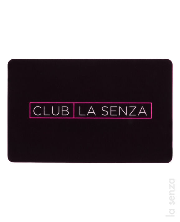 Club La Senza Card